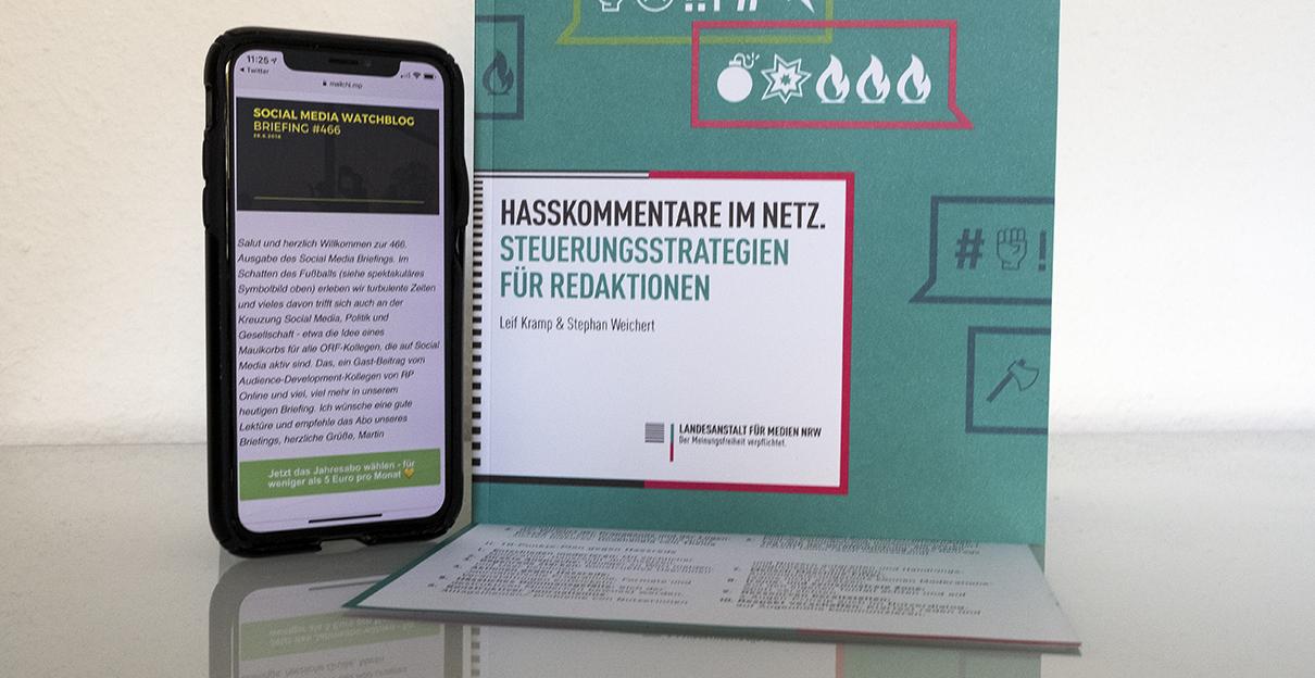 Gastbeitrag im Social Media Watchblog, Foto: matschbild.de